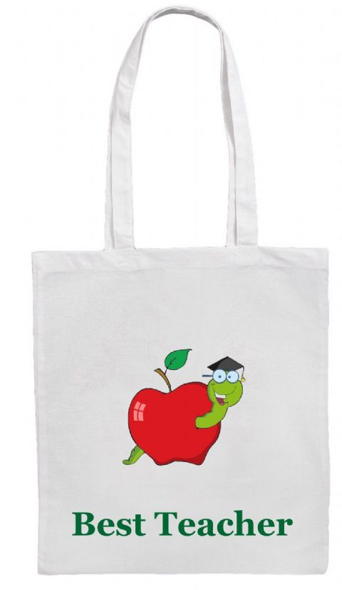 Teacher/Apple Shoulder Bag